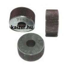 Knurling wheels 20x10x6 HSS milled straight 30°