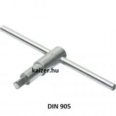 Outside fourkant sockets DIN 905