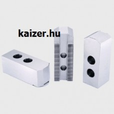 Power lathe centers soft jaws 1,5*60°