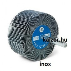 Flap wheels with spindle 20x10x 6 mm INOX