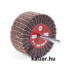 Flap wheels with spindle 40x20x6  interleaved
