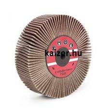 Flap wheels with hole 125x 20x M14 mm  A/O
