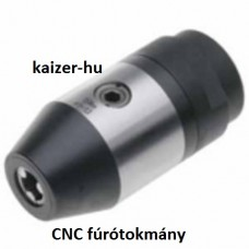 CNC drill chucks with B hole