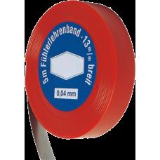 Feeler gauges band 12,7x5000 mm