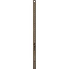 Steel ruler flexible INOX